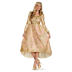 Aurora Deluxe Coronation Gown Adult Costume