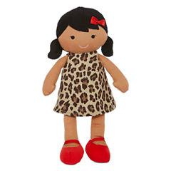 Carter's® Cheetah-Print Doll
