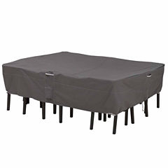 Classic Accessories® Ravenna Extra-Large Rectangular/Oval Table Cover