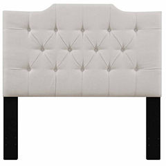 Home Meridian Upholstered Tufted Headboard