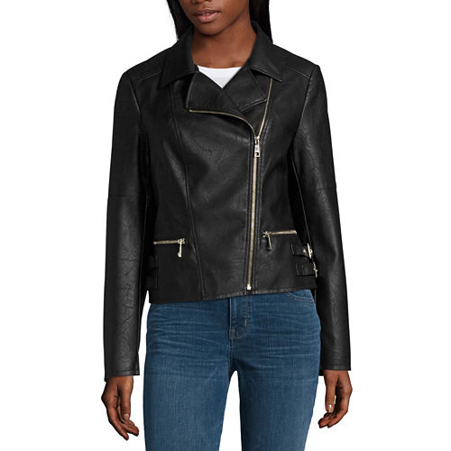 a.n.a Midweight Motorcycle Jacket-Tall