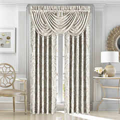 Queen Street Lorenzo Tab-Top Curtain Panel
