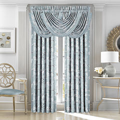 Queen Street Mateo Rod-Pocket Curtain Panel