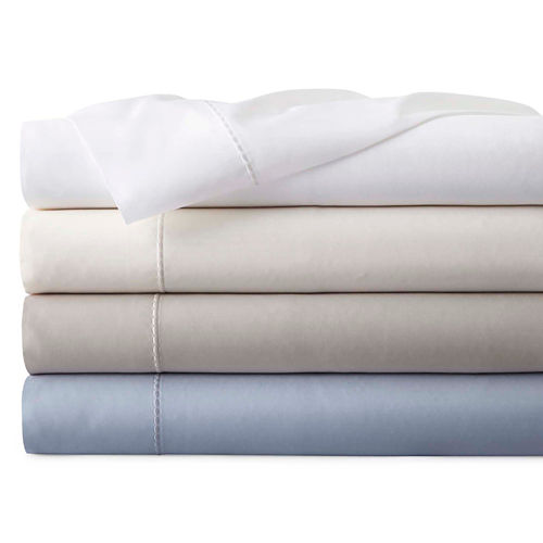 Liz Claiborne Supima Cotton 750tc Sateen Sheet Sets and Pillowcases