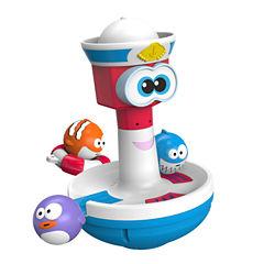 My Bath Time Light House-Bath Toy