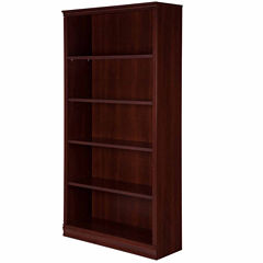 Morgan 5-Shelf Bookcase