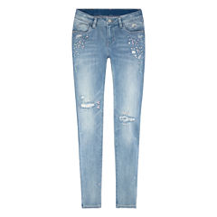 Levi's Skinny Fit Jean Preschool  Girls
