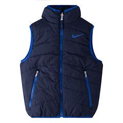Nike Puffer Vest Preschool Boys