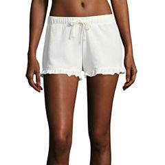 Flirtitude Soft Shorts-Juniors