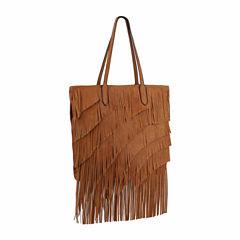 SWG Varsha Fringe Tote Bag