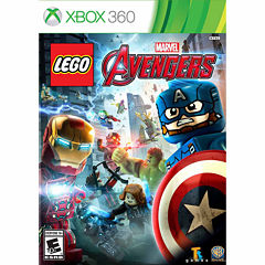 Lego Marvel Avengers Video Game-XBox 360