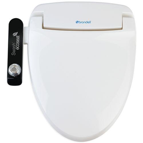 Brondell Swash Ecoseat 100 Elongated Toilet Seat Bidets