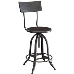 Carolina Chair & Table Wyndall Adjustable Bar Stool