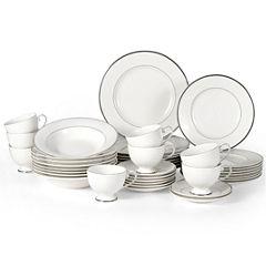 Mikasa Cameo Platinum 40-pc. Dinnerware Set