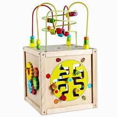 Multi Activity Cube Baby Play