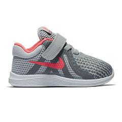 Nike® Revolution 4 Girls Running Shoes - Toddler