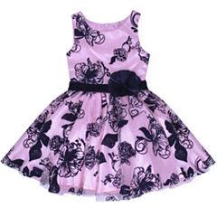 Nanette Baby Jacket Dress Toddler Girls