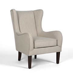 Dimensions American Amish Wingback Chair