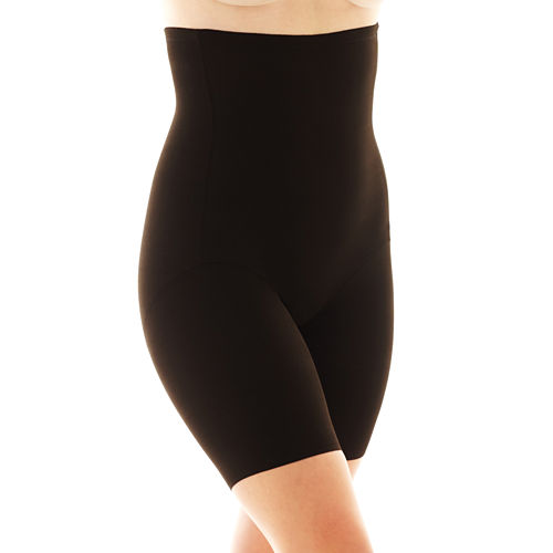 Naomi And Nicole Plus Unbelievable Comfort® Wonderful Edge® Comfortable Firm® Firm Control Thigh Slimmers - 7779