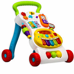 Grow With Me Musical Walker-Baby Play
