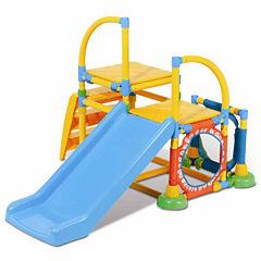 Grow'N Up Climb 'N Slide Gym