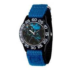 Avengers Boys Blue Strap Watch-Wma000229
