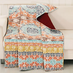 Greenland Home Fashions Olympia Throw