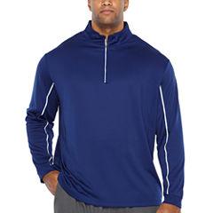 PGA TOUR Quarter-Zip Pullover Big and Tall