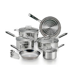 T-Fal 14-pc. Stainless Steel Cookware Set