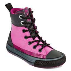 Converse® Chuck Taylor All-Star Asphalt Girls Sneakers- Little Kids