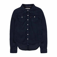 Levi's® Core Denim Shirt - Girls 7-16
