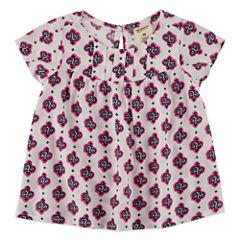Arizona Short Sleeve Blouse - Baby Girls