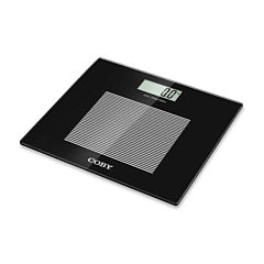 COBY Compact Digital Bathroom Scale