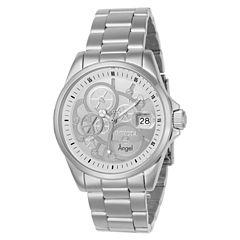 Invicta Womens Silver Tone Bracelet Watch-23567