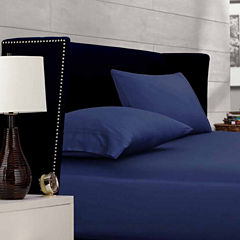 Tribeca Living 500 Thread Count Egyptian Cotton Sateen Fitted Sheet