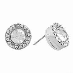 Gloria Vanderbilt Stud Earrings