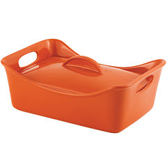Rachael Ray® 3½-qt. Rectangle Casserole Baking Dish