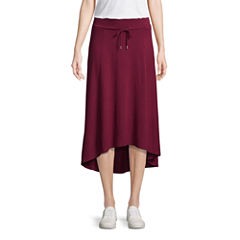 St. John's Bay Active A-Line Skirt