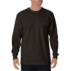 Dickies® Heavyweight Long-Sleeve Pocket Tee