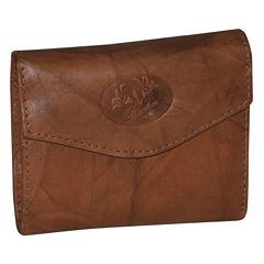 Buxton Heiress Mini Tri Fold Wallet