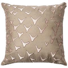 Square Ryon Decorativethrow Pillow
