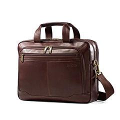Samsonite Columbian Leather Briefcase