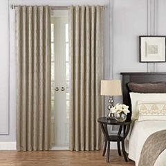 Beauty Rest Yvon Blackout Rod-Pocket Curtain Panel