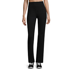 Xersion Jersey Yoga Bootcut Pants-Talls