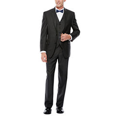 IZOD® Gray Sharkskin Suit Separates - Classic Fit