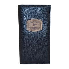 John Deere® Checkbook Wallet