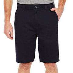 St Johns Bay Comfort Stretch Flat Front Short