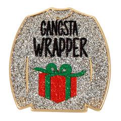 Mixit Gangsta Wrapper Pin