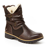 J Sport By Jambu Evans Womens Water Resistant Winter Boots