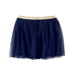 Oshkosh Navy Tulle Skirt Full Skirt - Preschool Girls